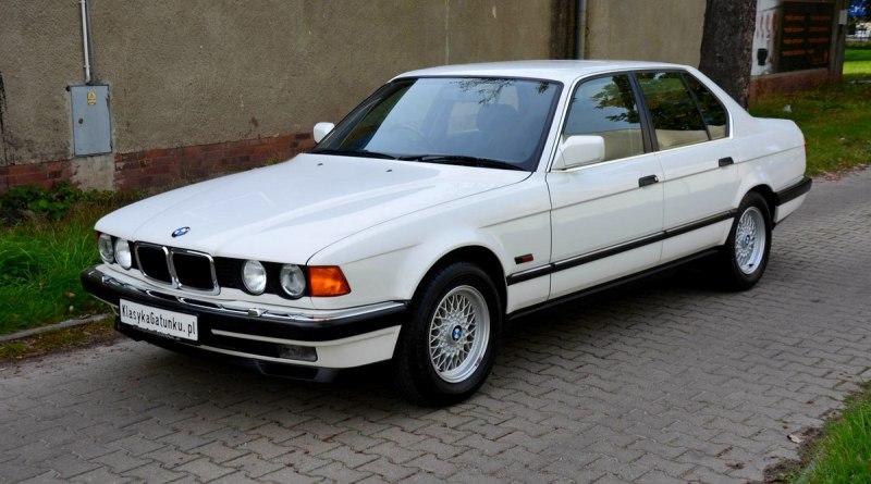 Sadece 700 Km.de! 1992 E32 Bmw 740i
