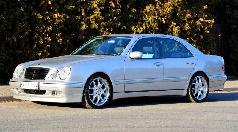 W210 Mercedes-Benz Brabus B10