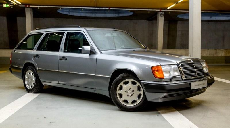 W124 Mercedes-Benz 280 E & E 280 Rehberi
