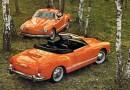 VW Karmann-Ghia Tarihçesi