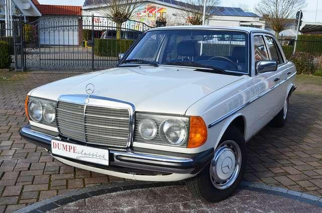 5 Bin Km.de W123 Mercedes-Benz 200 Satılık*