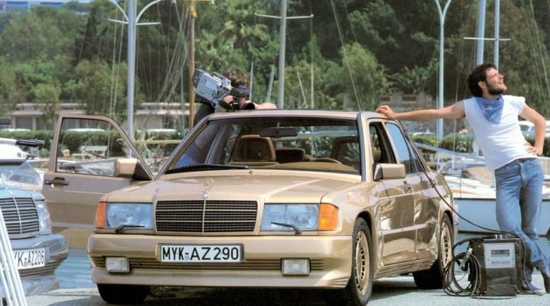 W201 Mercedes-Benz 190E Zender