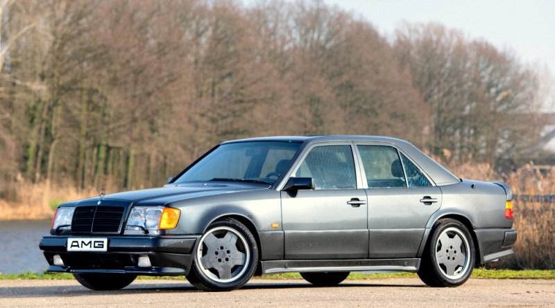 AMG W124 Mercedes-Benz Nedir?