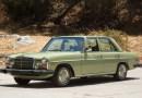Amerikan Versiyon W114 W115 Mercedes-Benz Tarihçesi