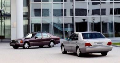 W140 Mercedes-Benz Boya Kodu Renk Kodları ve Örnekleri