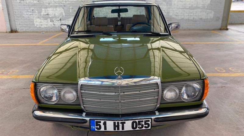 Meraklısına SATILIK W123 Mercedes-Benz 200D