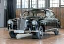 1958 W120 Mercedes-Benz 180D 9 Bin Km. de Boyasız Olur mu?