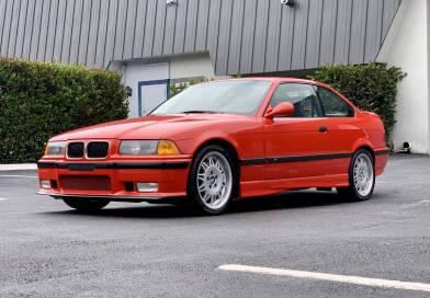 Boyasız 3.900 Km.de! 1994 BMW E36 M3 Coupe Kanada Edition