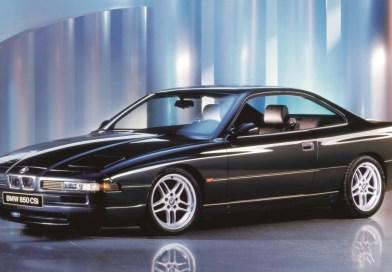 BMW E31 8 Serisi Tarihçesi