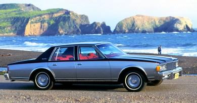 1979 Chevrolet Tarihçesi & Rehberi