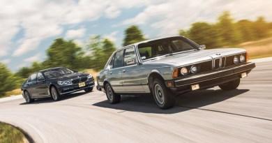 BMW 7 Serisi Tarihçesi