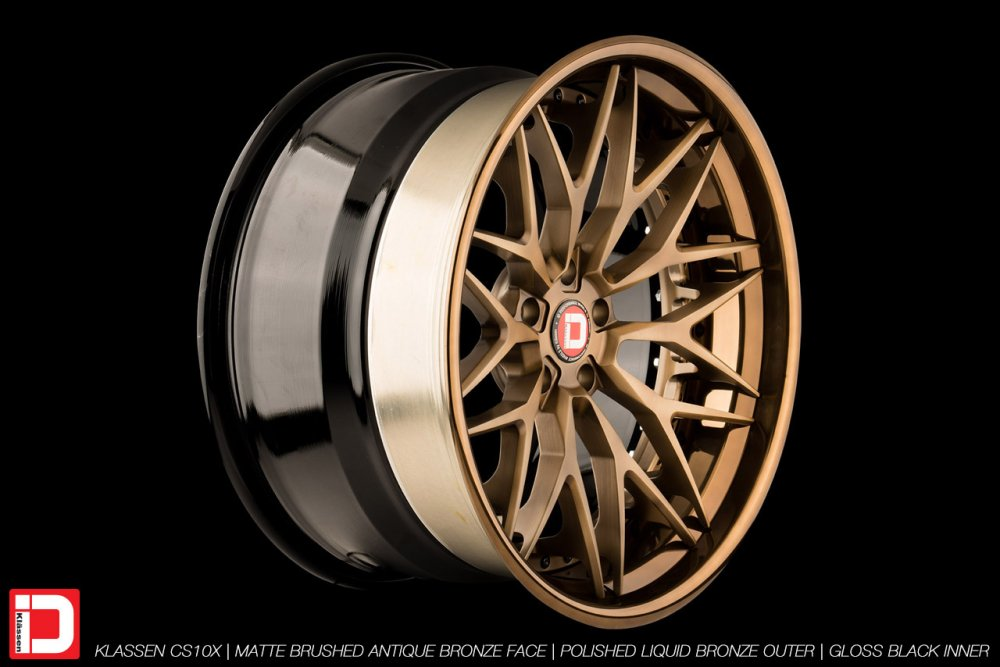 klassenid-wheels-cs10x-matte-brushed-antique-bronze-polished-liquid-bronze-lip-1