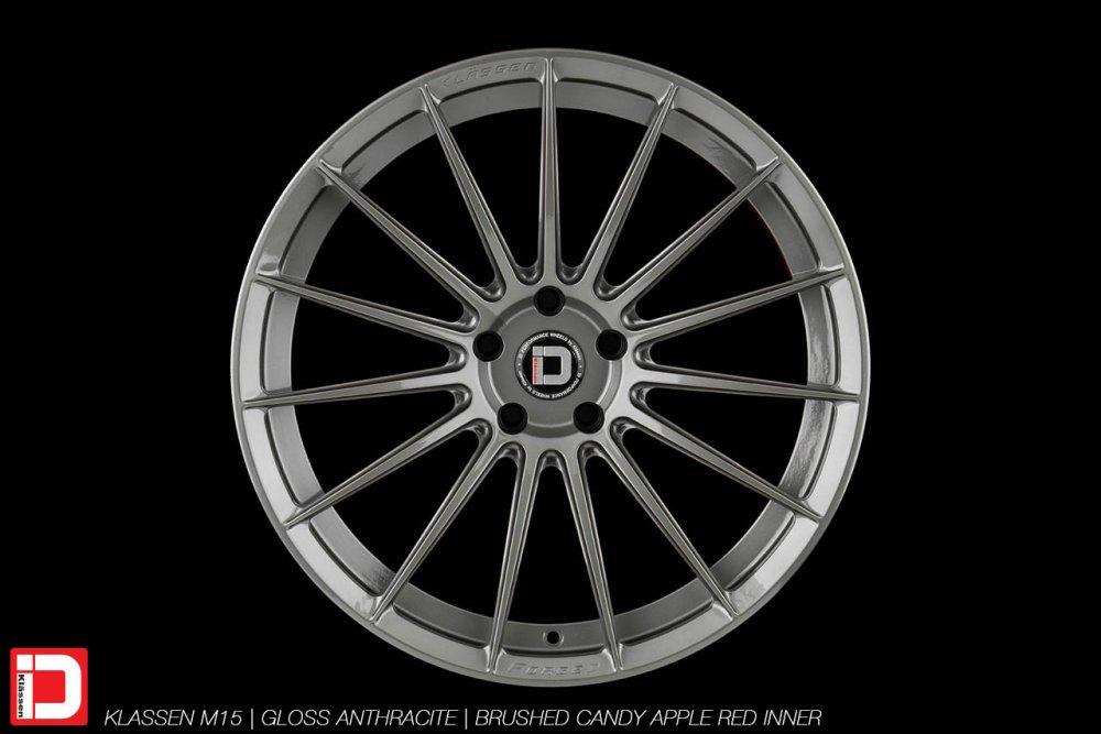 klassenid-wheels-m15-monoblock-non-directional-gloss-anthracite-face-brushed-candy-apple-red-inner-barrel-1