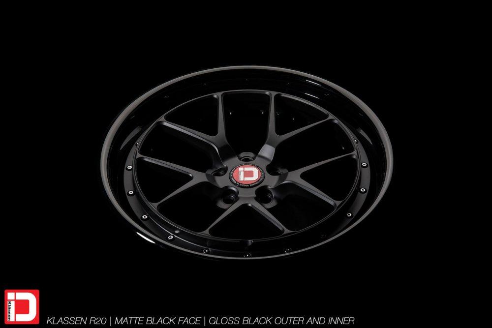 klassenid-wheels-r20-matte-black-face-gloss-black-lip-chrome-hardware-5