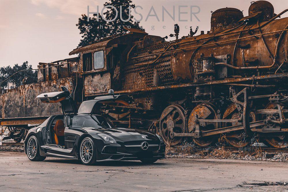 Mercedes-Benz SLS | KlasseniD Wheels CS35S
