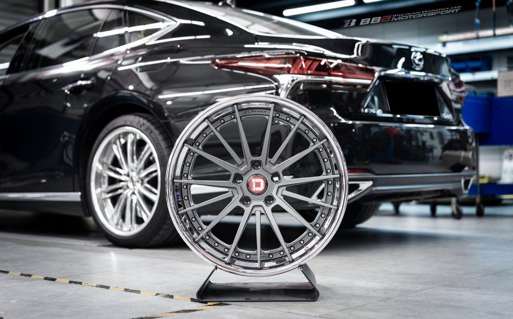 Lexus LS350 | KlasseniD Wheels CS35S