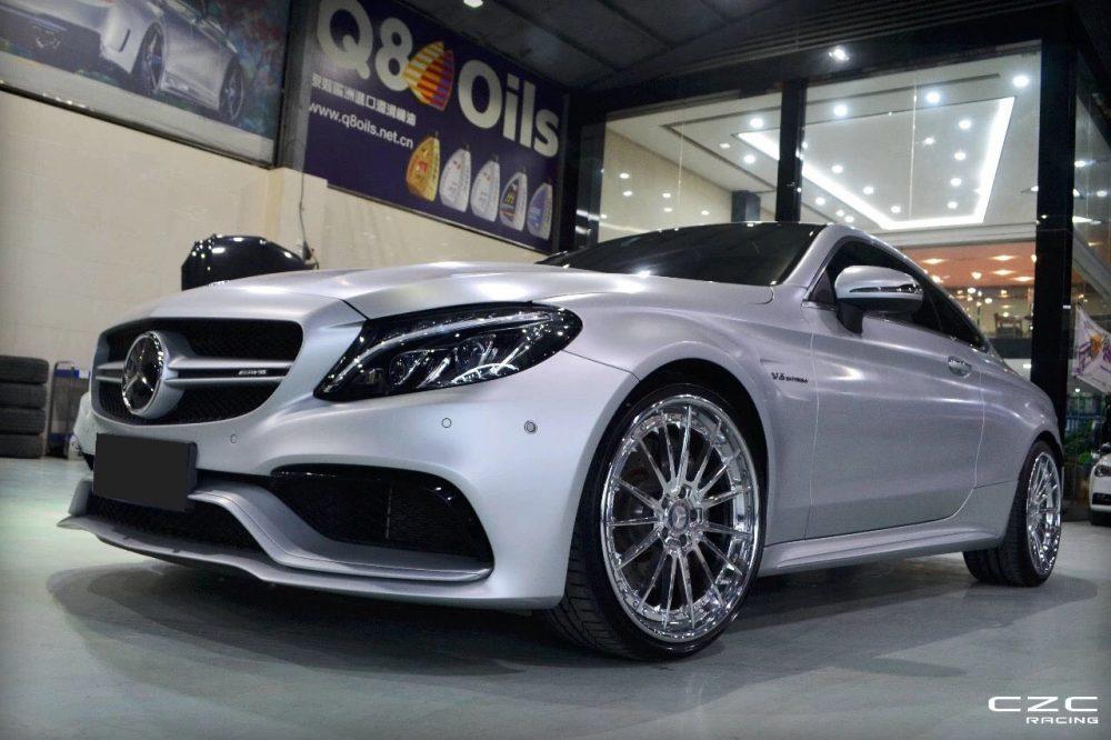 Mercedes-Benz C63 AMG | KlasseniD Wheels CS35S