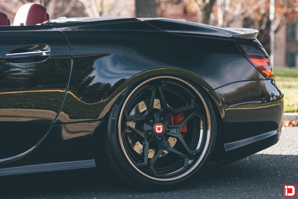 Mercedes-Benz SL550 | KlasseniD Wheels CS55T Matte Black