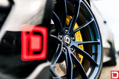 Mustang GT 350 Klassen ID MS03 Matte Abyss Blue