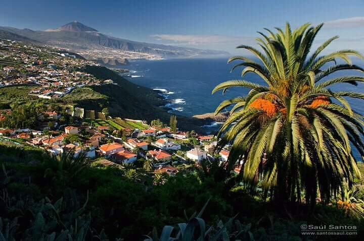 The Best Climate In The World - The Canary Islands