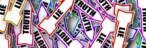 Big little lie ... life's daily little fibs