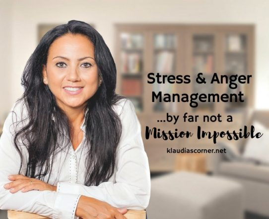 Stress and Anger Management is by far NO 'Mission Impossible'