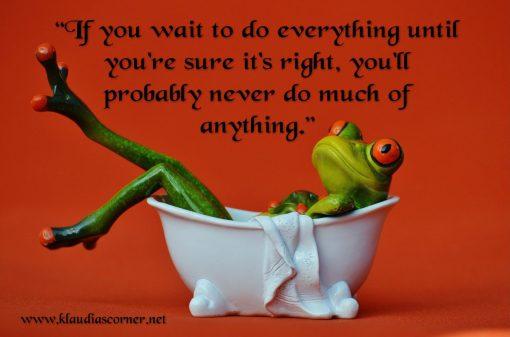 Friday Fun with Freddy Froggy !