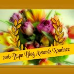 I Am Nominated For The 2016 Bupa Blog Awards