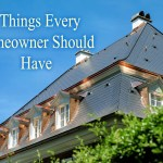 What To Consider When Buying A House – 7 Things Every Homeowner Should Have