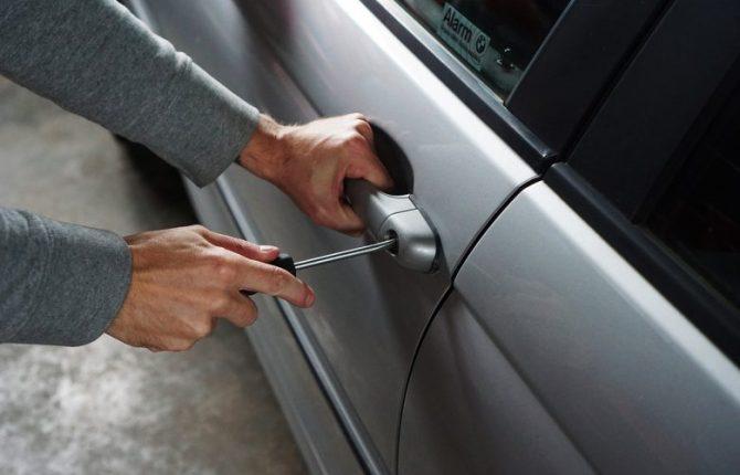 Prevent Car Break Ins