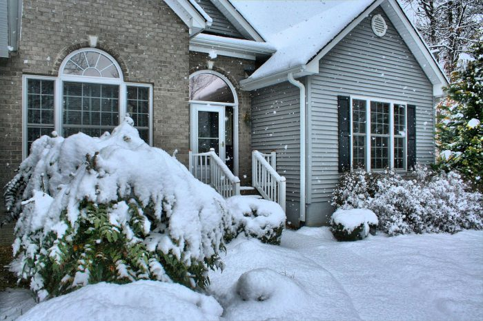 Winter Home Tips