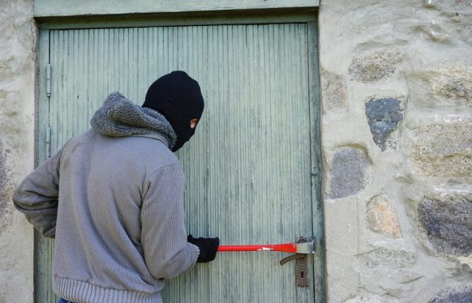 Home Burglary Prevention Tips