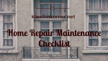 Home fix checklist free printable diy home repair guide home repair maintenance full checklist of proactive approaches to keep your home in good condition solutioingenieria Images