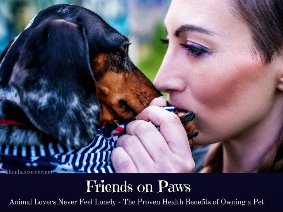 Friends On Paws - Why Animal Lovers Are Never Lonely