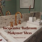 Luxury Bathroom Designs –  Take Your Bathroom From Lacklustre To Luxurious In 5 Easy Steps