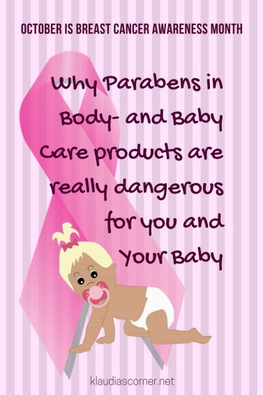 Paraben Dangers In Baby Care Products Revealed - klaudiascorner.net