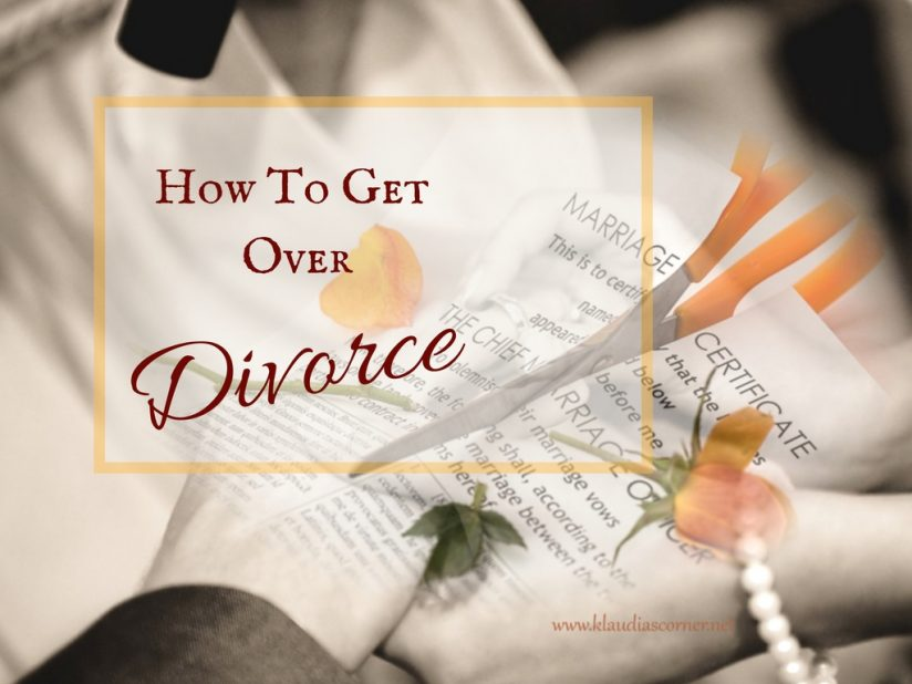 How To Get Over Divorce - Awesome Advice for Dealing with the Stress of Divorce