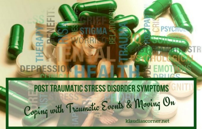 Post Traumatic Stress Disorder Symptoms