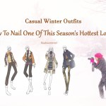 Casual Winter Outfits – How To Nail One Of This Season's Hottest Looks