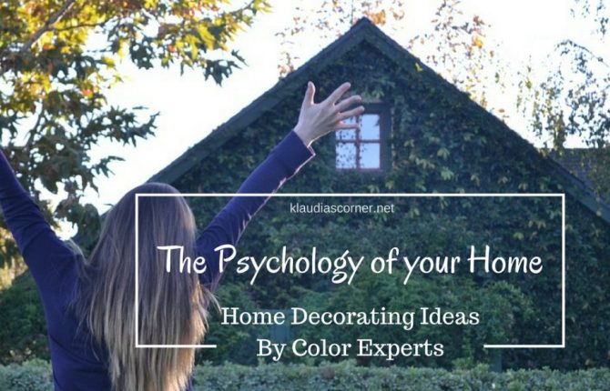The Psychology of your Home