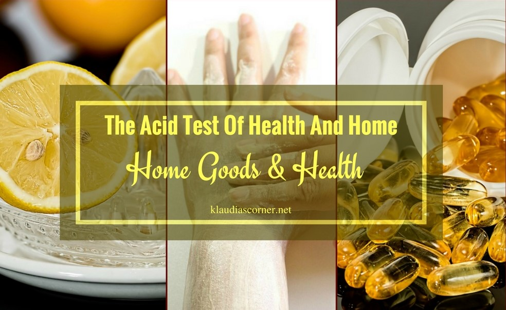 home goods and health