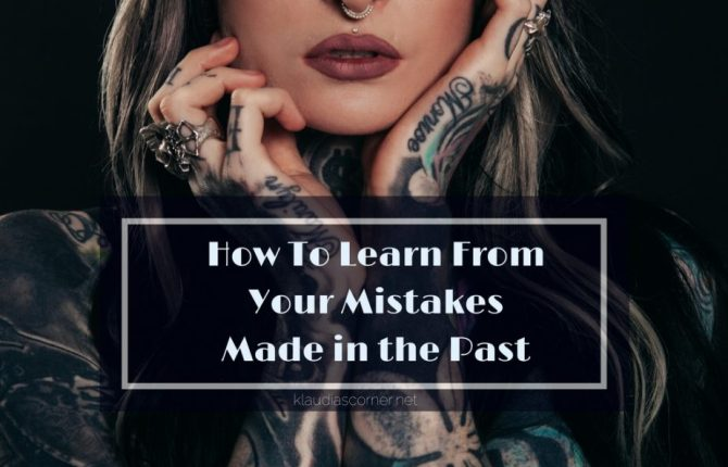 About How To Learn From Your Mistakes Made In The Past