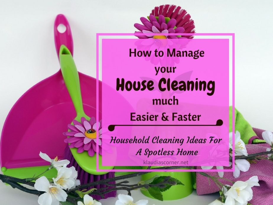 Household Cleaning Ideas