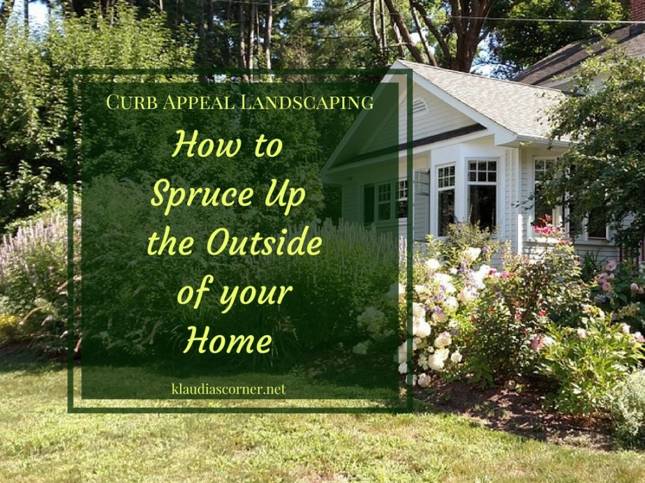 Curb Appeal Landscaping Ideas Sprucing Up The Outside Of Your Home