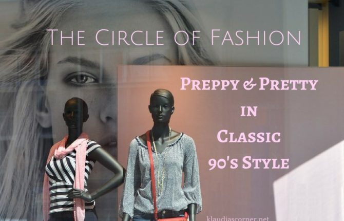 The Circle Of Fashion