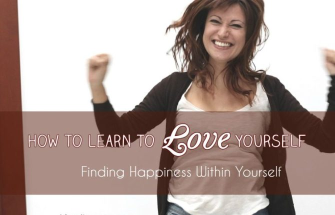 Help Guide - Finding Happiness Within Yourself