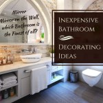 Bathroom Decorating Ideas – Mirror Mirror On The Wall, Which Bathroom Is The Finest Of All?