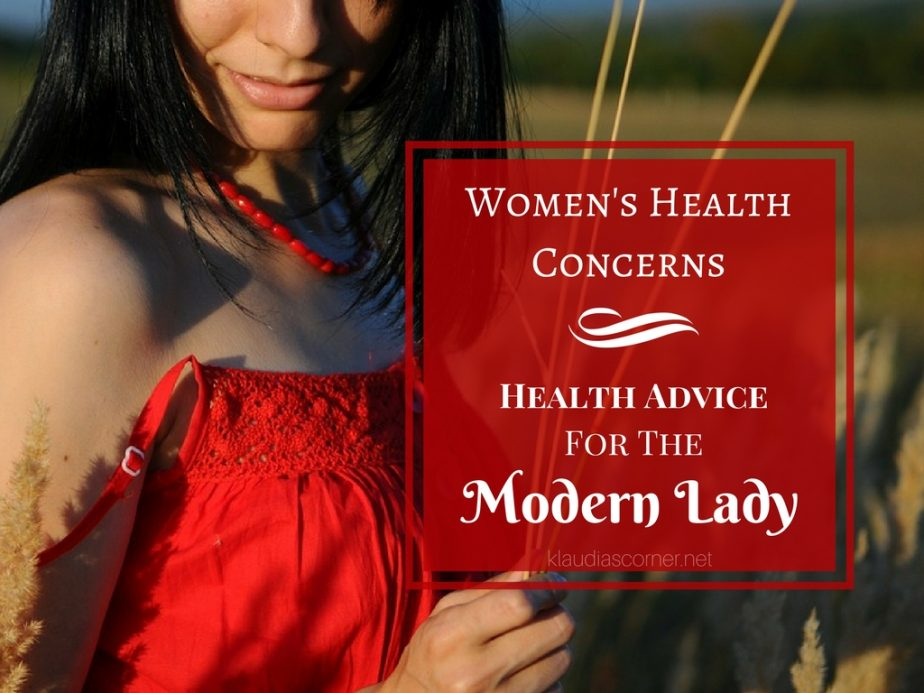 Women's Health Concerns - Health Advice For The Modern Lady
