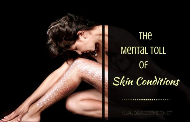 The Structure Of The Skin & The Mental Toll Of Skin Conditions
