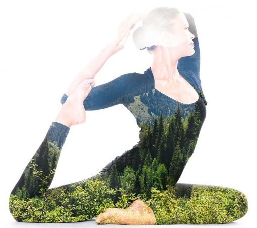 How To Yoga Yourself Healthy